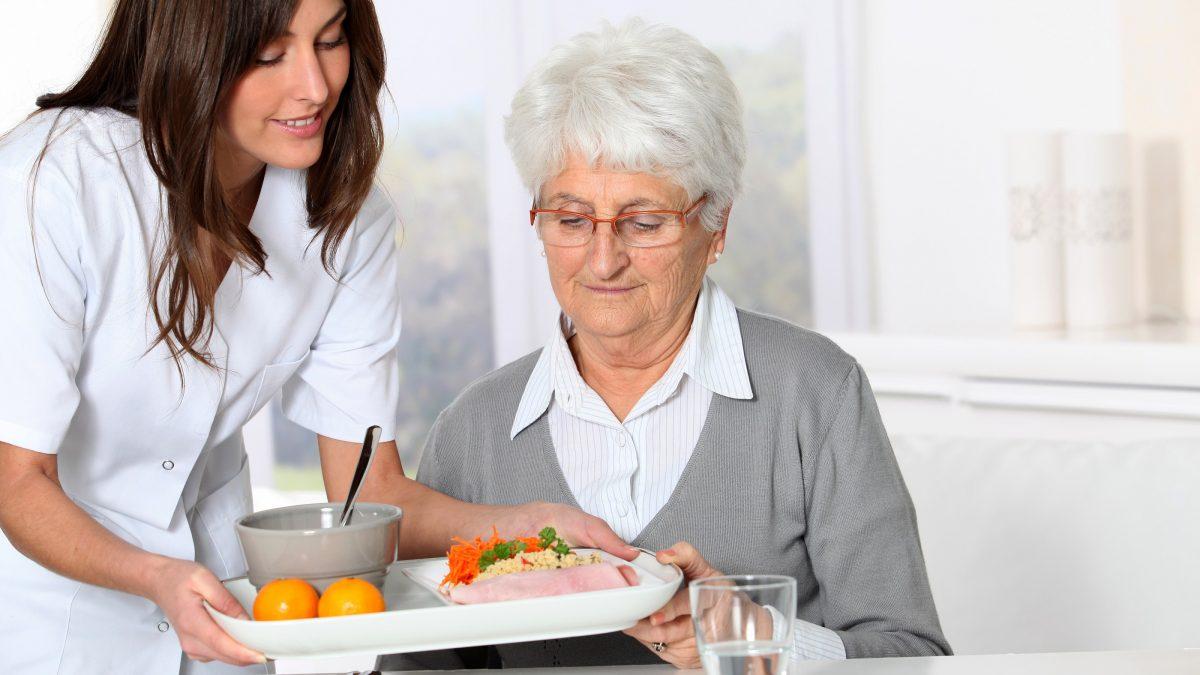 Alimentație vârstnici
