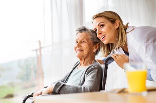 Schimbarea căminului bunicilor într-un Centru Pentru Seniori