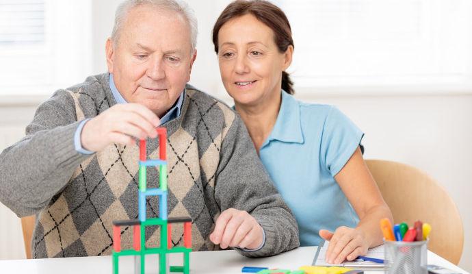 Activitati recreative seniori